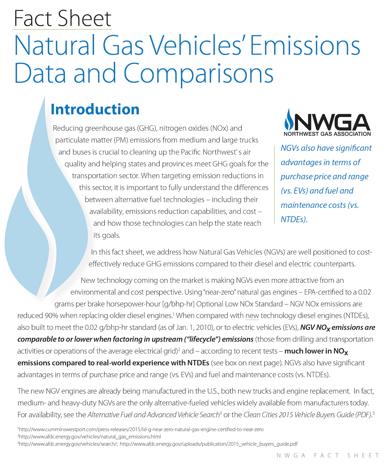 Reducing greenhouse gas ghg nitrogen oxides nox and particulate matter pm emissions from medium and large trucks and buses is crucial to cleaning up